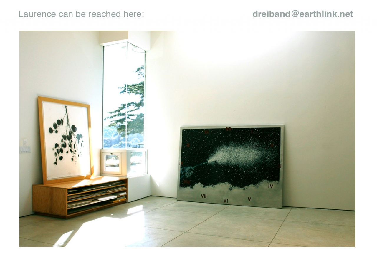 Laurence Dreiband Contact
